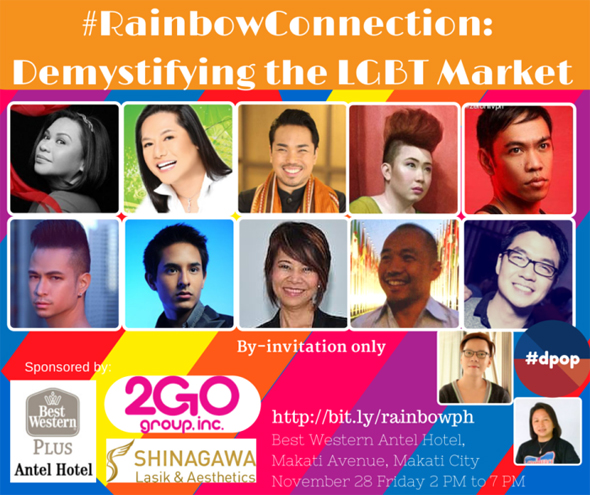 #RainbowConnection: Pink Market Perception In The Philippines