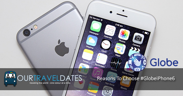 iPhone 6 Is Out! But Why Choose #GlobeiPhone6?