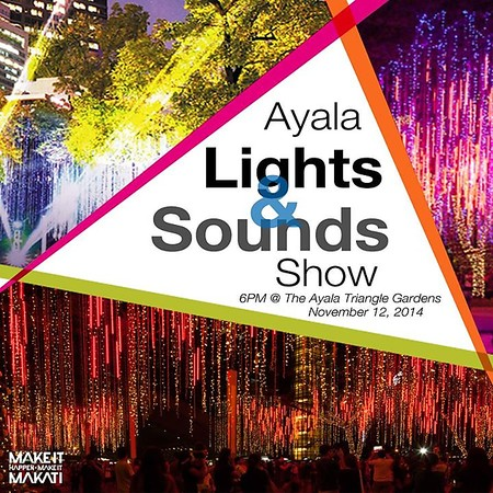 Stunningly Bright Holidays At The Ayala Triangle Gardens Light Show