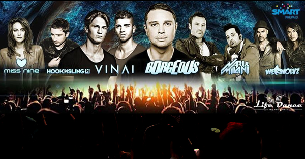 LIFEDANCE 2015: Join Sinulog Cebu's Premiere EDM Party!
