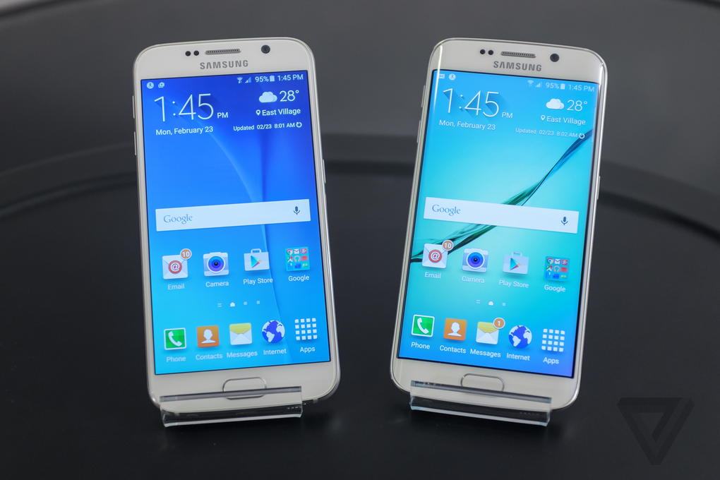 Pre-Order Your Samsung Galaxy S6 / Edge With Globe!
