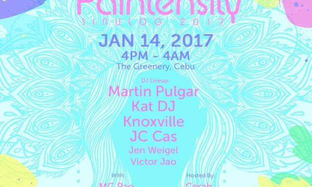 ETC Presents: Paintensity Sinulog 2017