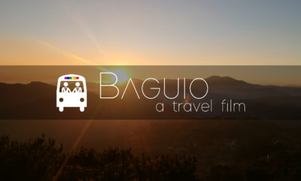 Baguio: A Travel Film (2019)