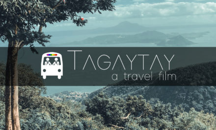 Tagaytay: A Travel Film (2019)